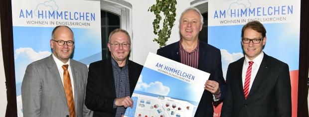 Frank Röttger, H.-J. Rodehüser, Gero Karthaus, Gunter Derksen