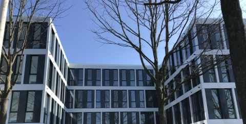 Außenansicht Joseph-Beuys-Allee