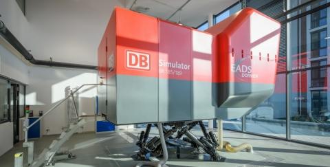 DB Fahrtensimulator