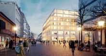 Kaiser-Carré Visualisierung Schulte Architekten