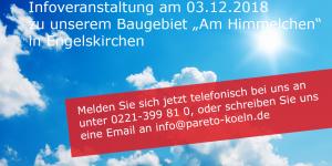 Einladung Infoveranstaltunng