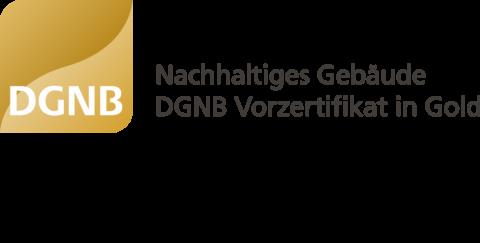 Kaiser Carré, DGNB Vorzertifikat Gold