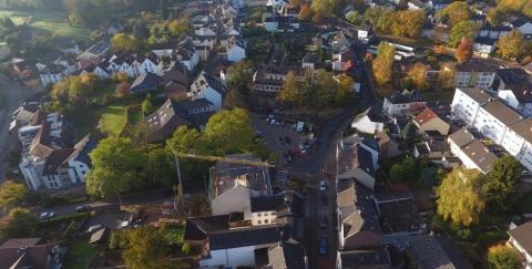 Drohnenbild Lengsdorf