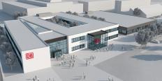 DB Schulungszentrum Visualisierung